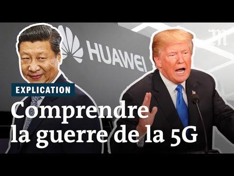 Comment la 5G est devenue un enjeu géopolitique