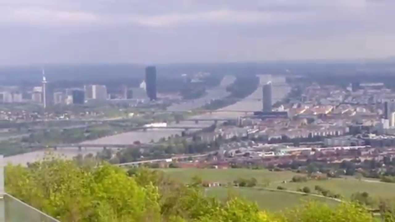 Kahlenberg Vidikovac Wien Youtube