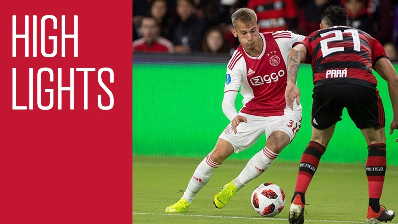 Highlights Ajax - Flamengo - YouTube