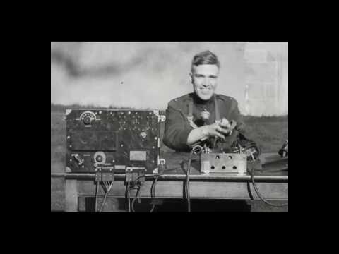 WW1 - Signal Corps Training