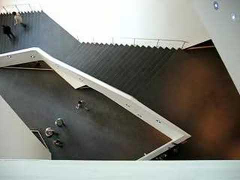 Delightful Denver Art Museum Stairs