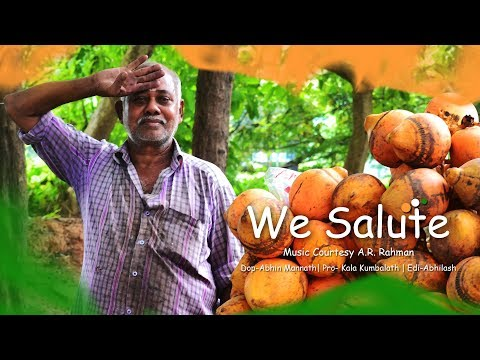 We Salute Cover Song