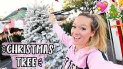 Shopping for Christmas Trees! Vlogmas Day 5!!