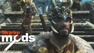 Become the High King of Skyrim & ESO Code Giveaway - Top 5 Skyrim Mods of the Week