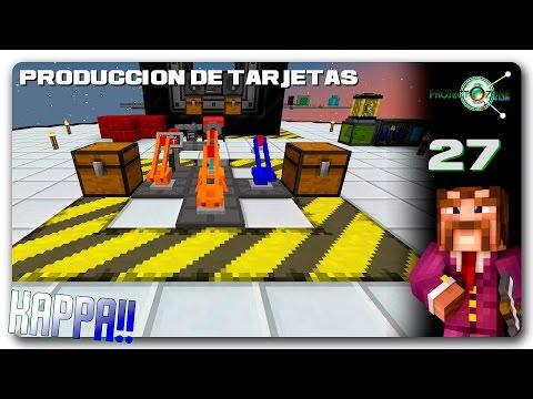 PROJECT OZONE 2 Kappa mode Español | Ep 27 | Producción de tarjetas