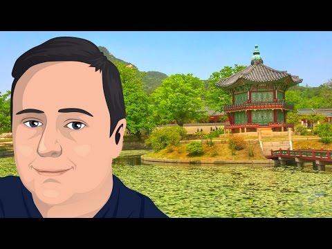 Gyeongbokgung Palace Tour and Food in Gangnam, Seoul (Korea Travel Vlog Ep3)