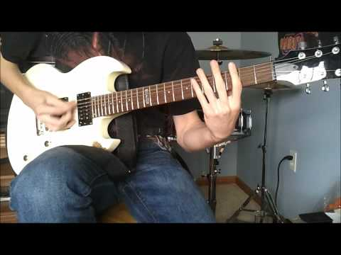 ELEGY - As I Lay Dying (Guitar Cover)