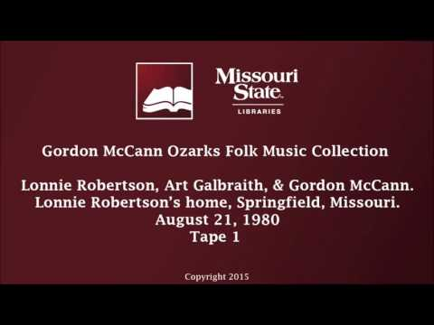 McCann: Robertson, Galbraith, & McCann, August 21, 1980