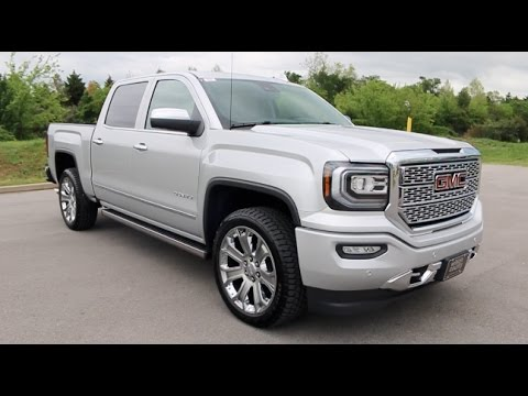 2017 gmc sierra 1500 denali 4x4 ultimate package with decked box at wilson county motors lebanon. Black Bedroom Furniture Sets. Home Design Ideas
