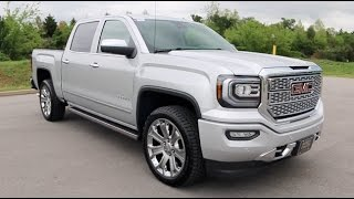 2017 GMC Sierra 1500 Denali 4X4 Ultimate Package with Decked Box at Wilson County Motors Lebanon Tn