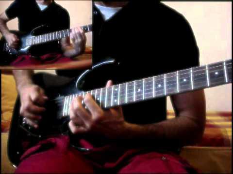 Gerudo Valley |Metal| guitar cover + solo by Ralpi