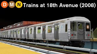 Hmmsim: Operating an R179 J train via Jamaica Local - VideoRuclip