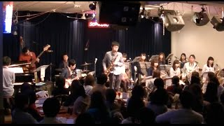 Sunny Sacrifice Orchestra (東京農大サニーサイド OB OG)- Live at Someday 2015.4.5