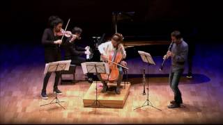 Discover the sound and musical style of Ensemble Liaison, performin...