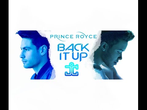 BACK IT UP  Prince Royce Cover by JC Gonzalez