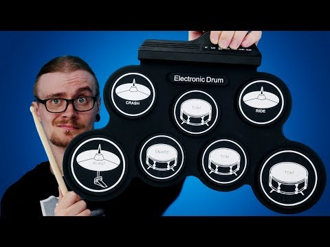 Digital Electronic Drum Kit | LOOTd Unboxing