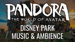 Animal Kingdom Music & Ambience - Pandora, World of Avatar | Walt Disney World