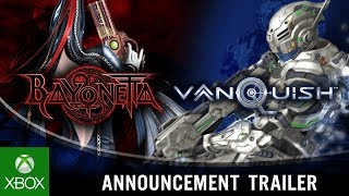 Bayonetta & Vanquish 10th Anniversary Bundle | Announcement thumbnail