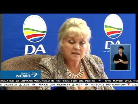 Zille in hot water following comments on social media