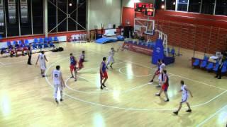 ALK Wro-Basket, 29. edycja. Adam Baj (MuchoBronx Sumel.pl) - monster block