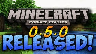 Minecraft 0.5.0 Update Released!