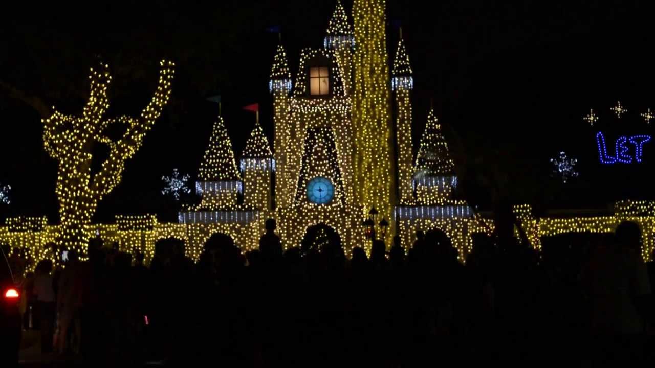christmas castle in miami