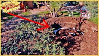 Laying the Foundation | Shae's Earthbag Bedroom Ep4 | Weekly Peek