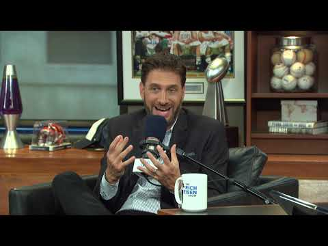 ESPN's Mike Greenberg Full Interview