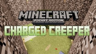 ⏩0.10.5 - Charged Creeper Adventure Map!! Ep.1
