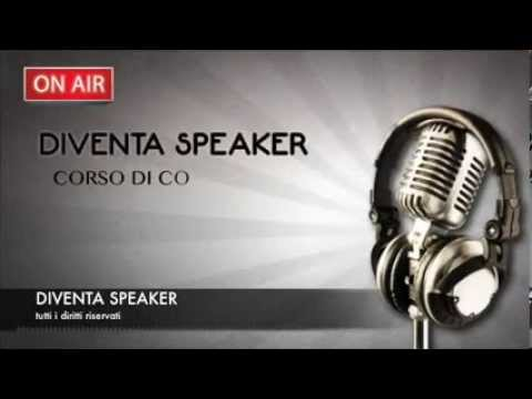 Diventa Speaker