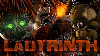- FNAF SFM Labyrinth by CG5 Remake