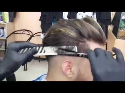 Corte de pelo con 0 y 1