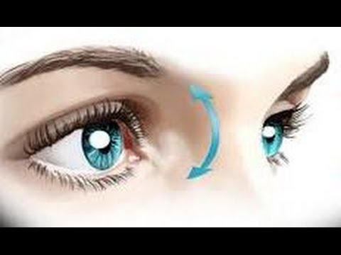 Как снять усталость с глаз от компьютера за 5 мин