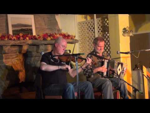 Matt Cranitch & Jackie Daly ~ Maurice O'Keeffe's Polka/The Camptown Races