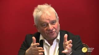 """If you work too hard, you will keep going in the same direction"" Paul Nurse, Nobel Laureate"
