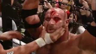 Goldberg vs The Rock  Rock Almost Died  Backlash Full Match -  YouTube