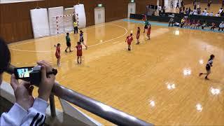 関西学生ハンドボールリーグ戦 女子第3節ハイライト(関西福祉科学大学)