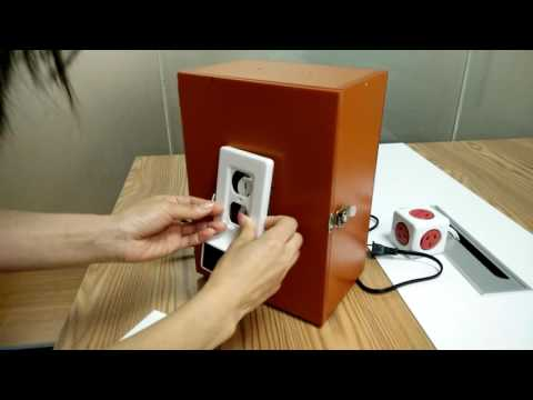 Innovation USB electrical outlet very easy install