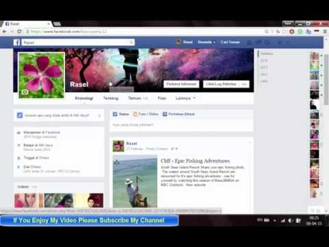 Change Your Facebook Full Name Into A Single Name ( With English Subtitle) 100% Worked!!!!! (2015)