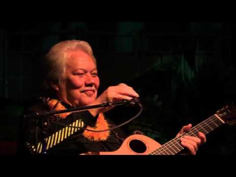 """The Beauty Of Mauna Kea"", Performed By Keola Beamer With Hula By Moanalani Beamer"