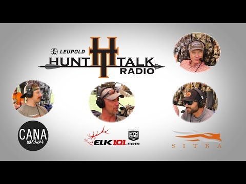 Hunt Talk Radio - The Linguist Film; Randy, Corey Jacobsen, David Brinker, and Ben Potter