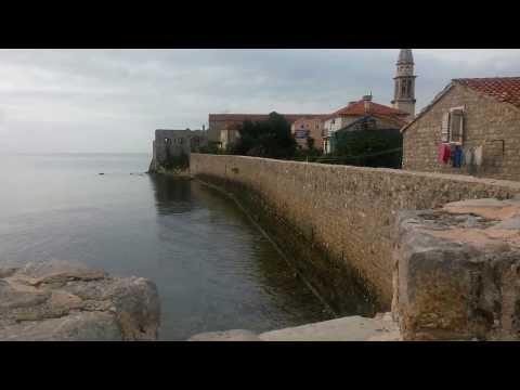 budva old town 720p montenegro