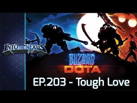 """#203 - Into the Nexus: """"Tough Love"""""""