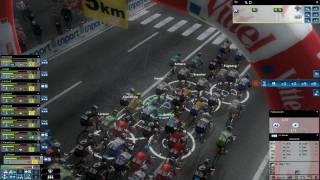 Pro Cycling Manager 2010 Gameplay : Tour de France [2/21] HD