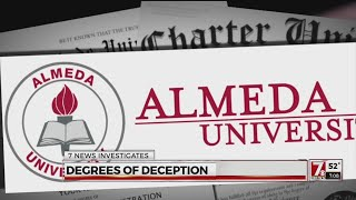 Degrees of Deception: 7News Investigates Diploma Mills