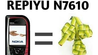 REVIEW NOKIA 7610
