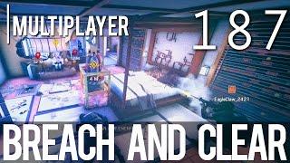 [187] Breach and Clear (Let's Play Tom Clancy's Rainbow Six: Siege PC w/ GaLm)