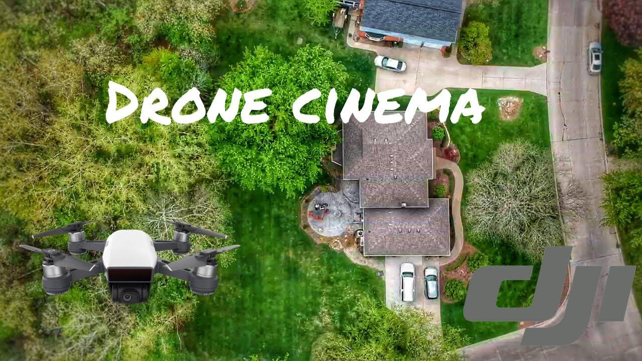 Drone Cinema with Aaron
