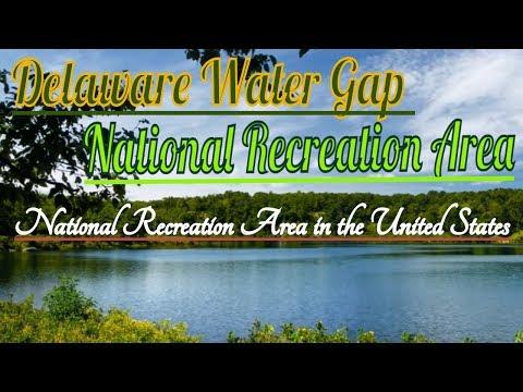 Visiting Delaware Water Gap National Recreation Area, National Recreation Area in the United States