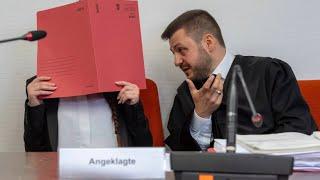 """Zehn Jahre Haft für """"IS-Rückkehrerin"""" Jennifer W."""
